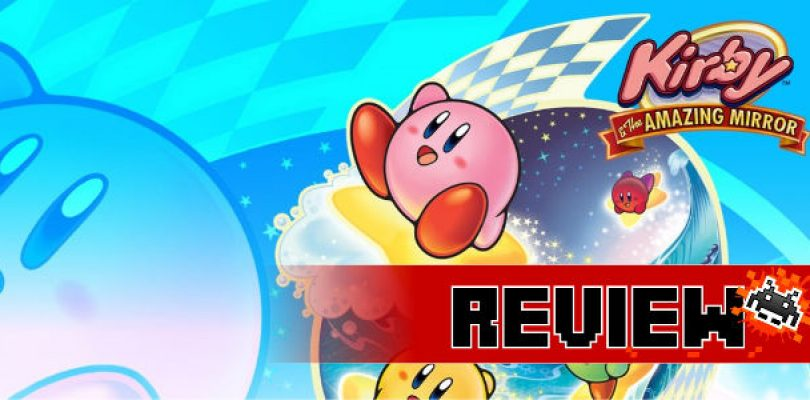 Review: Kirby and the Amazing Mirror (Wii U VC, GBA)