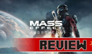 Review: Mass Effect: Andromeda (Xbox One)