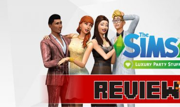 Review: The Sims 4 – Luxury Party Stuff Pack