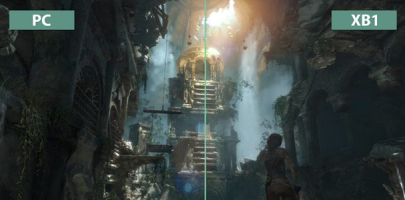 Video: Rise of the Tomb Raider – PC and Xbox One comparison
