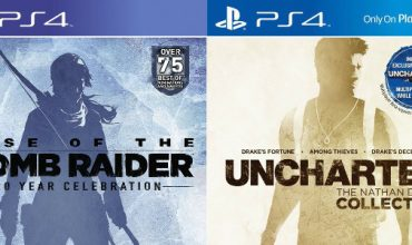 Naughty Dog creative director and writer takes a jab at new Rise of the Tomb Raider box art