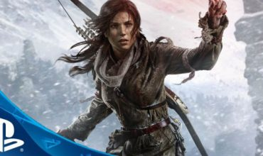 Rise of the Tomb Raider is still scheduled to launch on PS4 in 2016