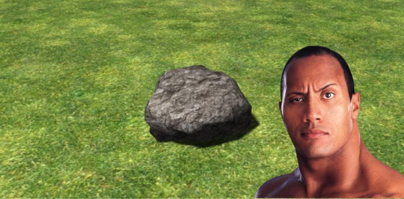 Rock Simulator 2014 is a real game I kid you not