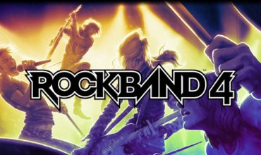 Let's get Electric with Rock Band 4… oh wait…