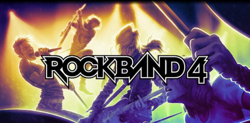 More Songs Heading to Rock Band 4!