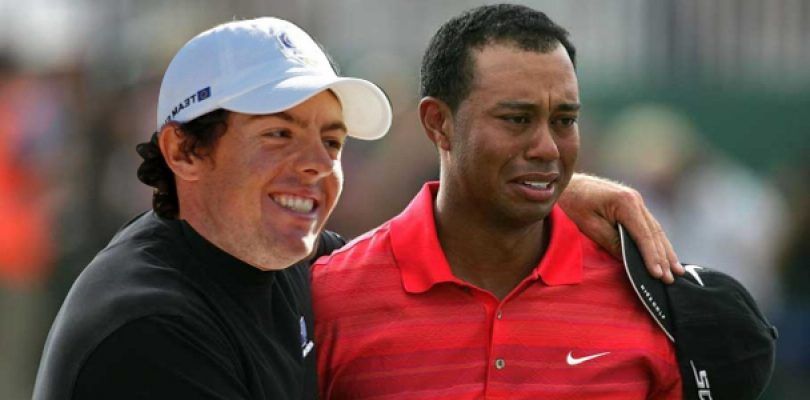 EA dumps Tiger Woods in favour of Rory McIlroy