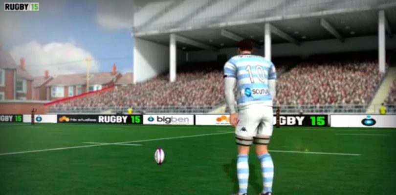 Rugby 2015 finally gets an official release date