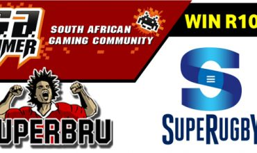 Join the SA Gamer Superbru Super Rugby competition