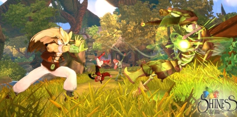 Looking for an action RPG? Shiness should be on your radar