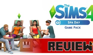 Review: The Sims 4 – Spa Day Game Pack