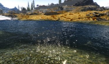 Skyrim gets the next gen treatment with this new mod