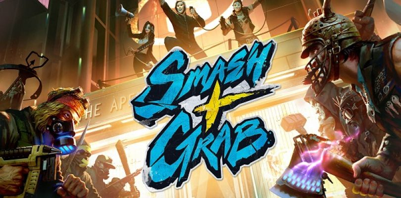 Brand new Smash + Grab trailer won't leave you without a handbag
