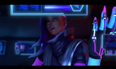 BlizzCon 2016: Sombra finally reveals herself by hacking into opening ceremony