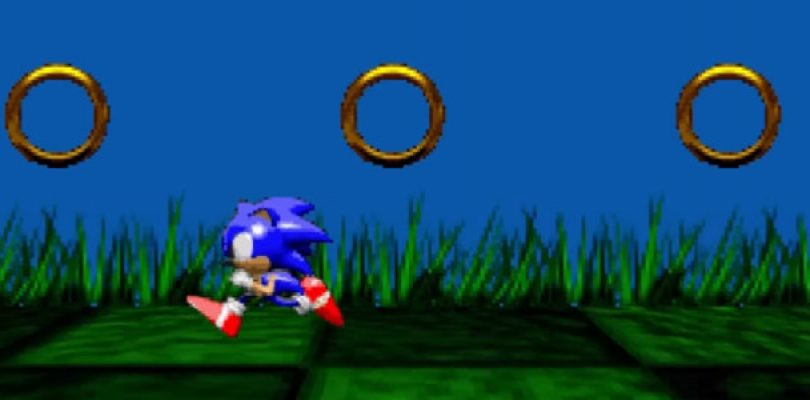 Unreleased SEGA Saturn Sonic game demo out now on PC