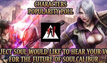 Is there a new Soulcalibur looming in the shadows?