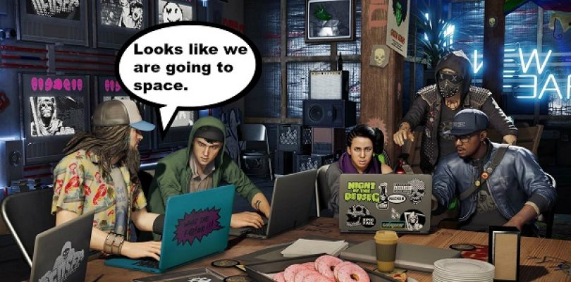 Video: Ubisoft may be teasing a new IP within Watch Dogs 2