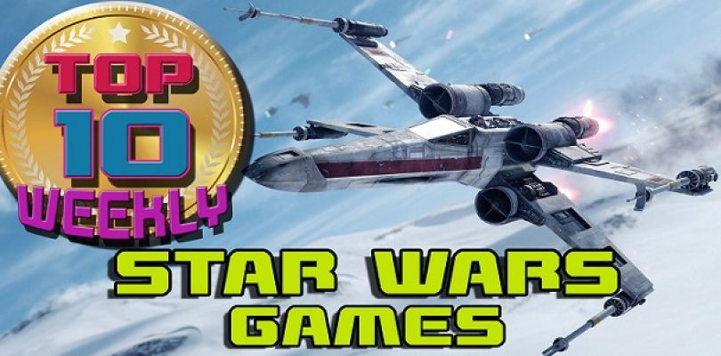 Video: Top Ten Star Wars games