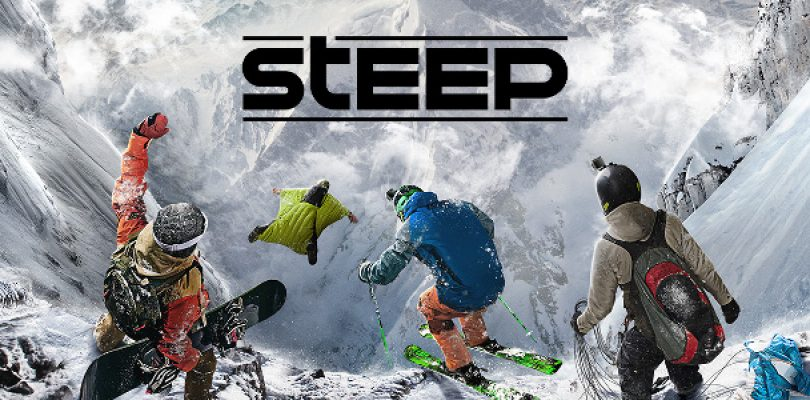 Steep and GoPro – Made for each other!