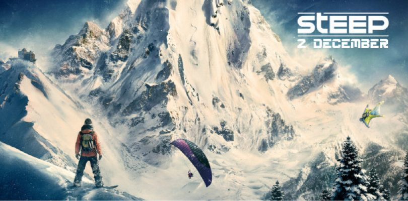Gamescom: Steep launches on 2 December
