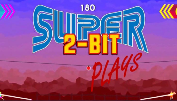 Super 2-Bit Plays: Sports Friends