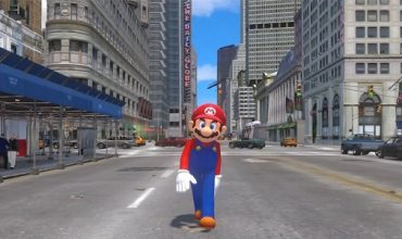 Super Mario Odyssey recreated in GTA 4 is pretty hilarious