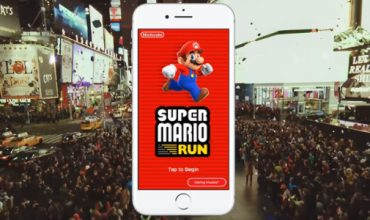 Super Mario Run is finally heading to Android on 23 March