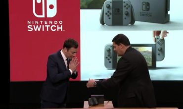 Video: Get your first look at a live demo of the Nintendo Switch