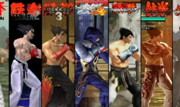 Video: The evolution of the Tekken series