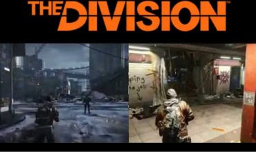 Now it's The Division's turn to receive a graphics comparison