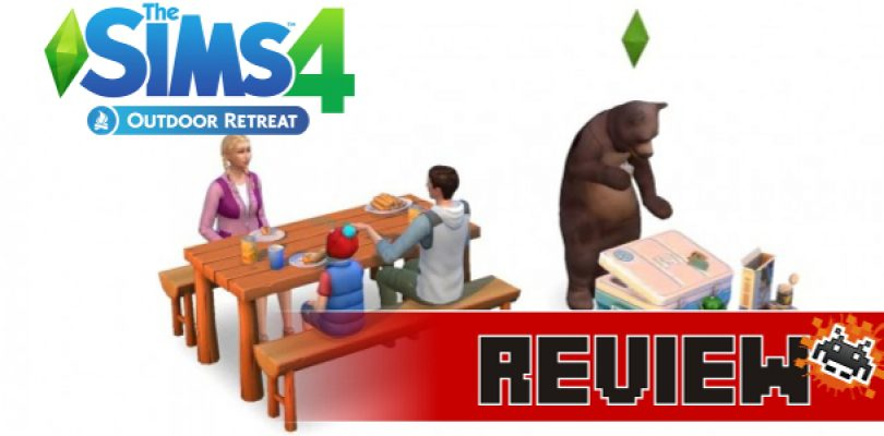 Review: The Sims 4 Outdoor Retreat (PC)