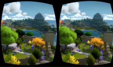 The Witness comes with VR features for PC, not for PlayStation VR