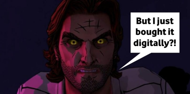 Choice in Games, and The Wolf Among Us