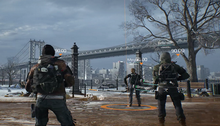 Tom Clancy's: The Division summed up in one video