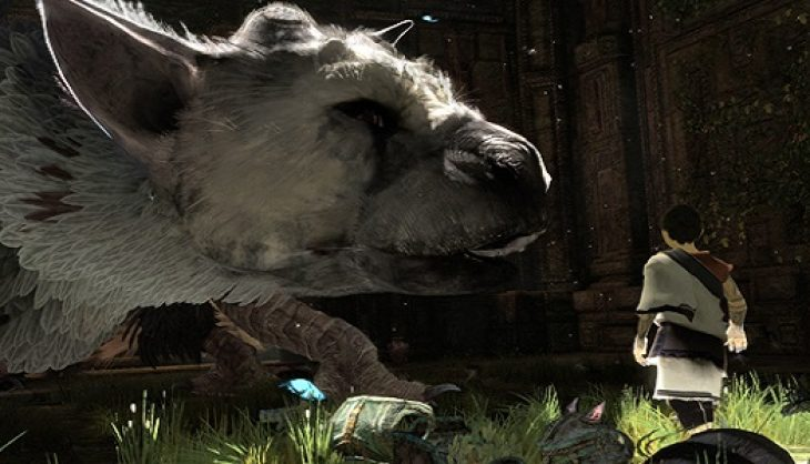 This is why we didn't see The Last Guardian at E3