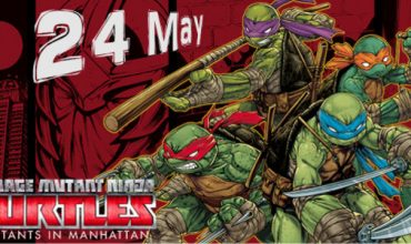 Cowabunga Dude! TMNT: Mutants in Manhattan launches 24 May