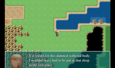 To Ash is an RPG where you get progessively weaker
