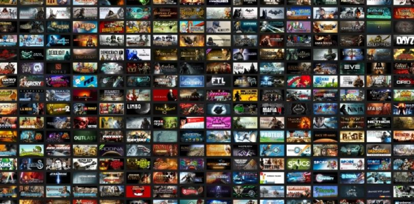 One guy owns more than half of the games on Steam