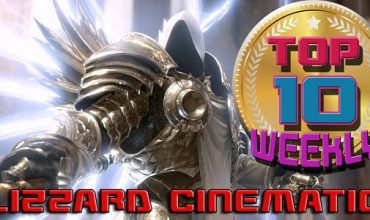 Video: Top Ten – Best Blizzard Cinematics