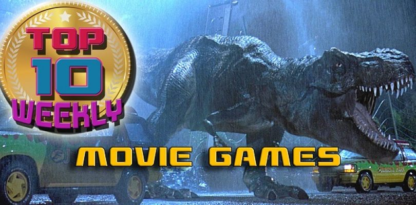 Video: Top Ten games based on movies