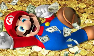 For the first time since 2011 Nintendo is showing an annual profit