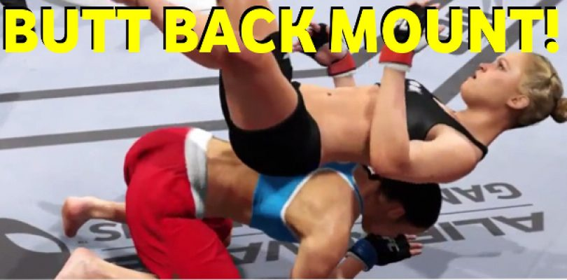 Watch these hilarious UFC glitches… with commmentary