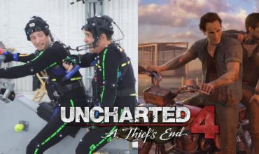 The making of Uncharted 4: A Thief's End… teaser trailer