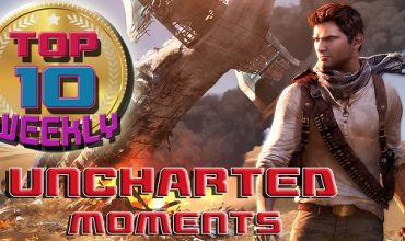 Video: Top Ten Uncharted moments (including Uncharted 4)