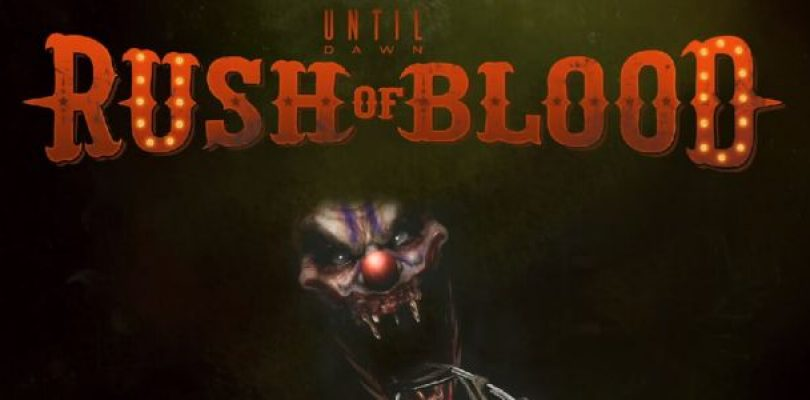 Take a look at the launch trailer for Until Dawn: Rush of Blood