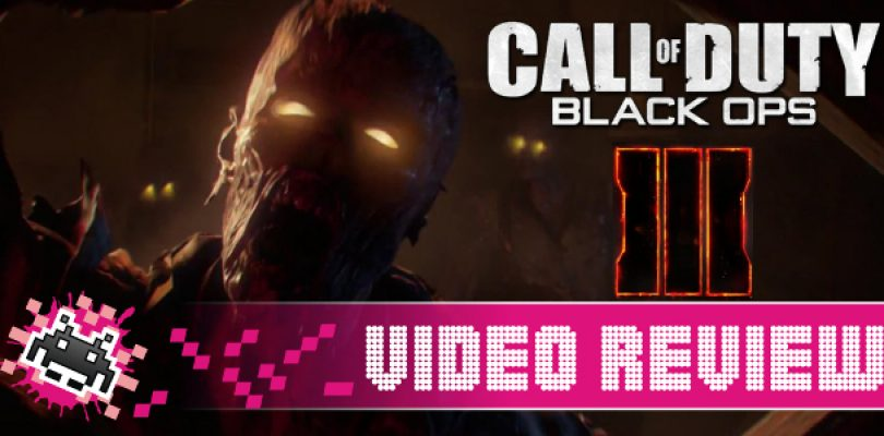 Video Review: Call of Duty: Black Ops 3 (PS4)