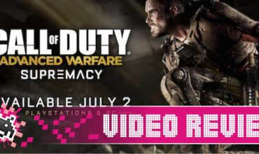 Video Review: Call of Duty Advanced Warfare Supremacy DLC (XBO)