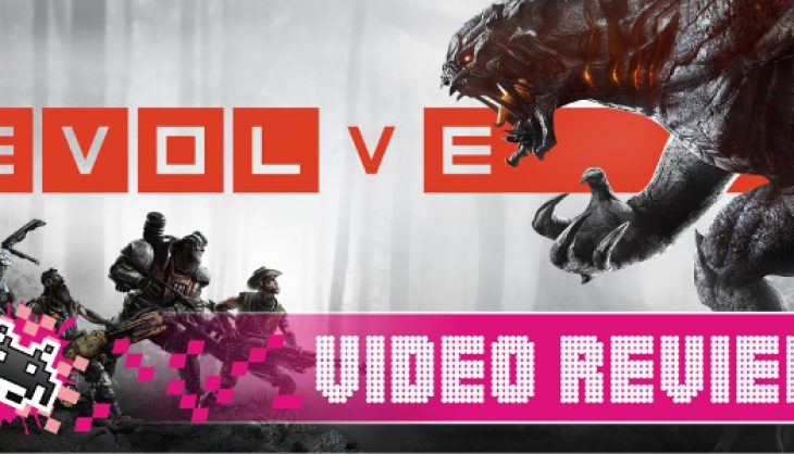 Video Review: Evolve (Xbox One)