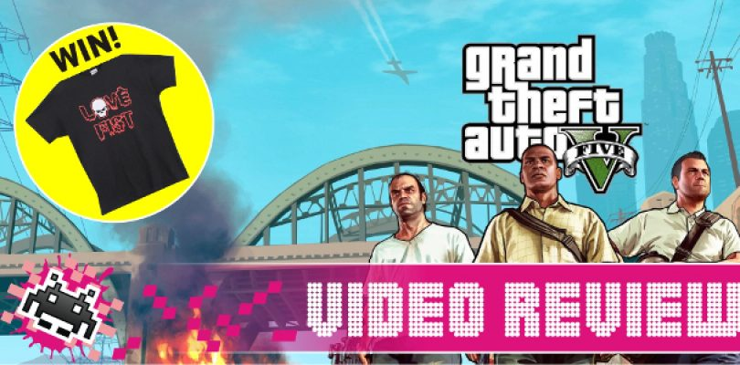 Video Review: GTA V (PC)