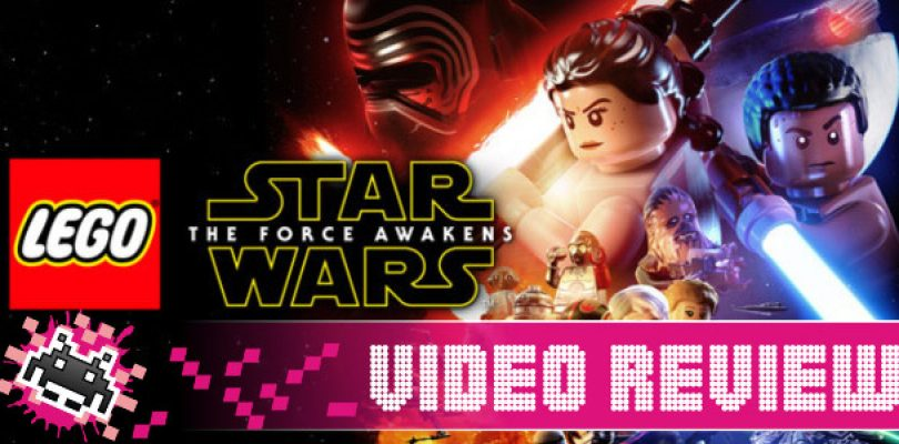 Video Review: Star Wars: LEGO: The Force Awakens (PS4)