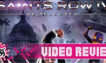 Video Review: Saints Row 4: Re-Elected (PS4)